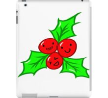 Kawaii Holly iPad Case/Skin