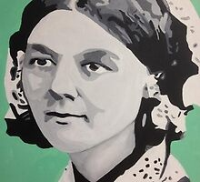Florence Nightingale Statistics by leahcarbecker