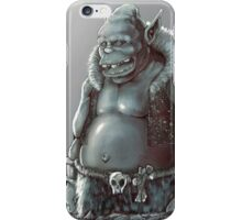 Ogre iPhone Case/Skin