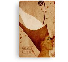 The Great Ramsses Canvas Print