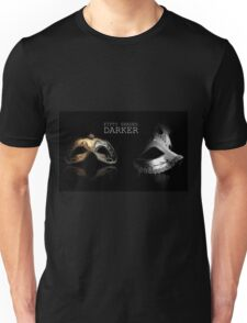 fifty shades darker mask Unisex T-Shirt