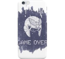 Game Over Captain Falcon iPhone Case/Skin