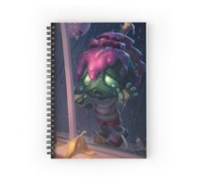 Amumu - League Of Legends Spiral Notebook