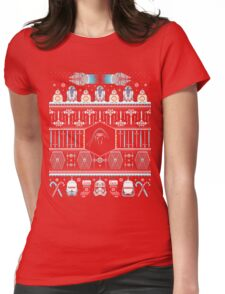 Christmas Awakens T-Shirt Womens Fitted T-Shirt