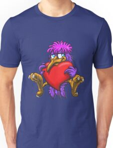 """""""Bird's Love"""" Unisex T-Shirt"""