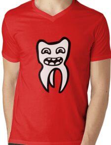 dentiste  dent tooth teeth Mens V-Neck T-Shirt