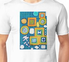 Cluster of Wall Objects Unisex T-Shirt