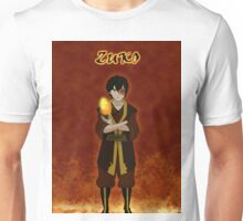 Prince Zuko - Avatar The Last Airbender Unisex T-Shirt