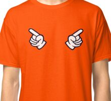 double hand swag Classic T-Shirt