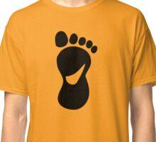 foot feet podologue podiatrist Classic T-Shirt
