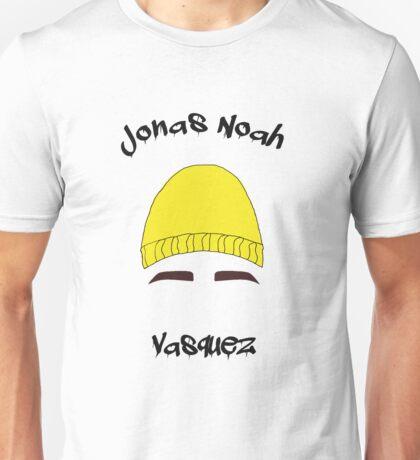 Jonas Noah Vasquez Unisex T-Shirt