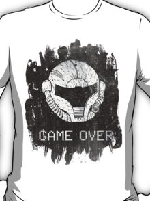 Game Over Samus T-Shirt