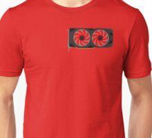 XFX RX480 Minimalist Unisex T-Shirt