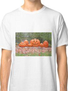Jack-o-lanterns Classic T-Shirt