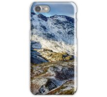 Crinkle Crags iPhone Case/Skin