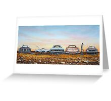 Kingswood Country Greeting Card