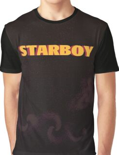 Starboy Graphic T-Shirt