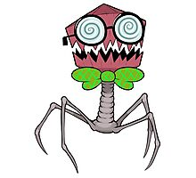 Doctor Phage II Photographic Print