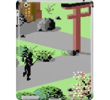 The Last Ninja Scenery iPad Case/Skin