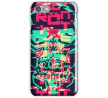 Priority Gordian Interrupt N°2-Glitch iPhone Case/Skin
