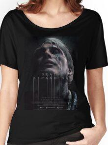 Death Stranding - Mads Mikkelsen Women's Relaxed Fit T-Shirt