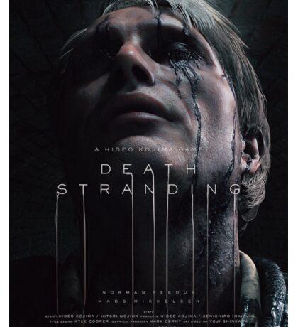 Death Stranding - Mads Mikkelsen Sticker