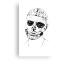 Zombie Boy Canvas Print