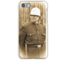 Constable  iPhone Case/Skin