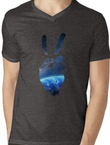 have a peace in my universe playboy  Mens V-Neck T-Shirt