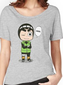 rock lee naruto Women's Relaxed Fit T-Shirt