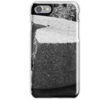 Macina di frantoio rotta iPhone Case/Skin