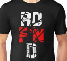 'The Review of Death' Extreme Logo Unisex T-Shirt
