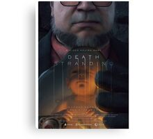 Death Stranding - Guillermo del Toro Canvas Print