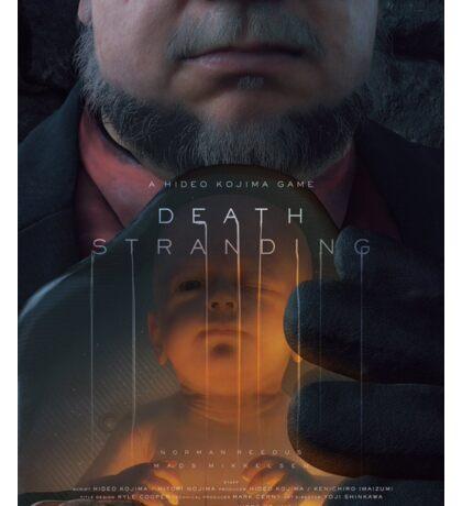 Death Stranding - Guillermo del Toro Sticker