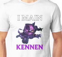 I main Kennen - League of Legends Unisex T-Shirt