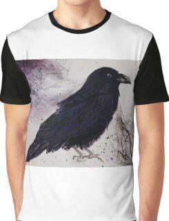 Shady raven Graphic T-Shirt