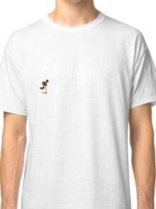 Send me noots! Classic T-Shirt