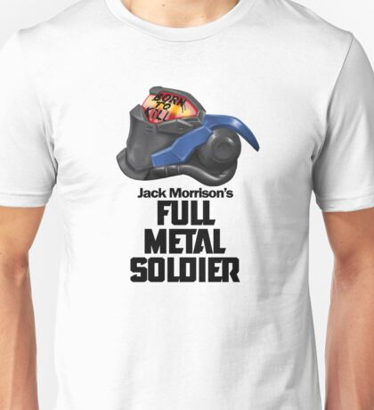 Full Metal Soldier Unisex T-Shirt
