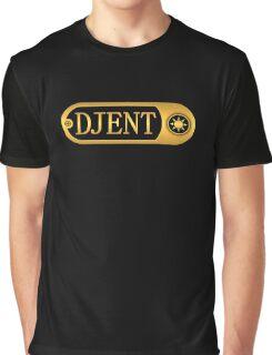 Wonderful Golden Djent Graphic T-Shirt