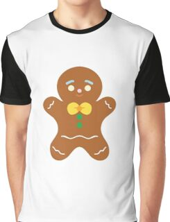 ginger biscuit Graphic T-Shirt