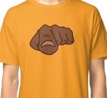black afro pointing finger i need you Classic T-Shirt
