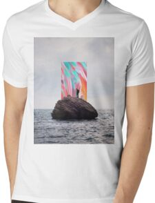 A/26 Mens V-Neck T-Shirt