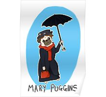 Mary Puggins Poster