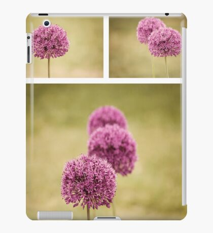 Alliums iPad Case/Skin