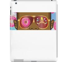 White girls and Molly iPad Case/Skin