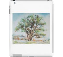 HOLLY TREE iPad Case/Skin