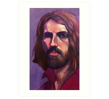 Portrait of Joseph #1 Art Print