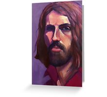 Portrait of Joseph #1 Greeting Card