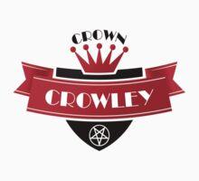Crown Crowley by sumibirds