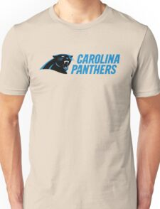 carolina panthers Unisex T-Shirt